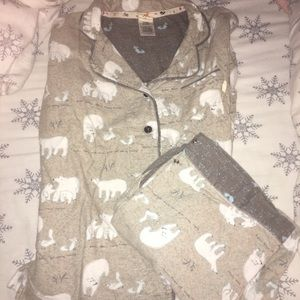 Other - Warm Polar Bear PJ's Size S